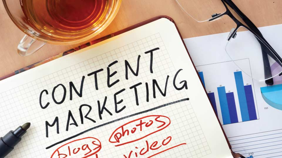 The remarkable value of content marketing